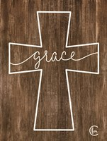 Grace Cross Fine Art Print