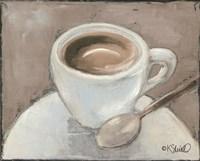 Coffee Break Fine Art Print