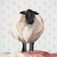 Lamb of God Fine Art Print