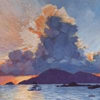 Sea Sky Fine Art Print
