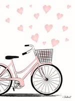 Love Bike Fine Art Print