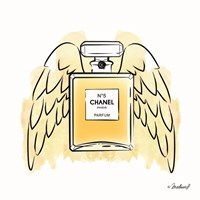 Perfume Angel Fine Art Print