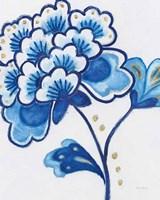 Flora Chinoiserie IV Fine Art Print