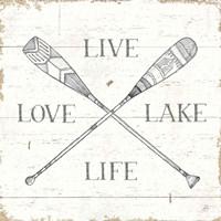 Lake Sketches VI Fine Art Print