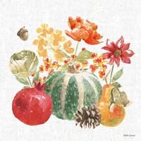 Harvest Bouquet V Fine Art Print