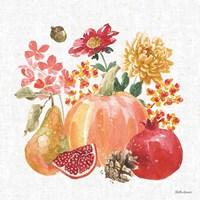 Harvest Bouquet VI Fine Art Print