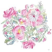Pink Peonies Fine Art Print