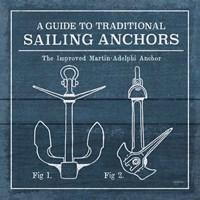 Vintage Sailing Knots XII Fine Art Print