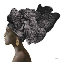 Pure Style Black Fine Art Print