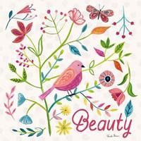 Budding Beauty III Fine Art Print
