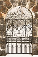 Winterthur Gate Fine Art Print