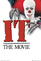 It Movie Wall Poster