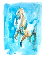 Equine Nude 56t Fine Art Print