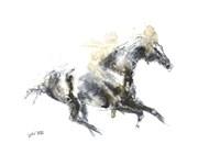 Equine Nude 77t Fine Art Print