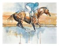 Race 2 Fine Art Print
