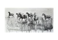 Equine Life 2 Fine Art Print