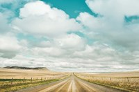 Dirt Road Travels Fine Art Print