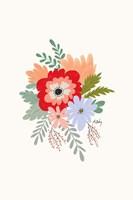 Spring Flowers Fine Art Print