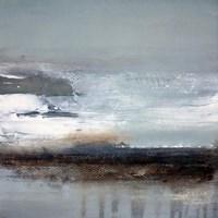 Winter Shore Fine Art Print
