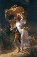 The Storm, 1880 Fine Art Print