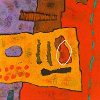 Conversations in the Abstract #21 Fine Art Print
