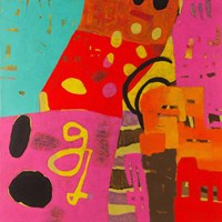 Conversations in the Abstract #23 Fine Art Print