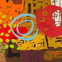 Conversations in the Abstract #28 Fine Art Print