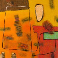 Conversations in the Abstract #31 Fine Art Print
