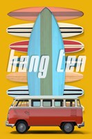 Hang Ten Fine Art Print