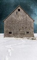 Old Barn Fine Art Print