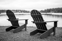 Relaxing at the Lake Fine Art Print