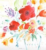 Bright Bouquet Fine Art Print