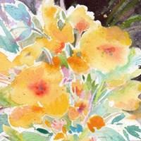 Yellow Bouquet Fine Art Print