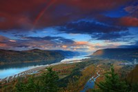 Columbia River Gorge, Oregon Fine Art Print