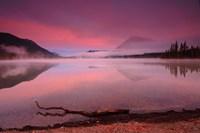 Lake Wenatchee, WA Fine Art Print