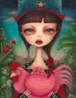 Pinkens Fine Art Print