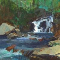 Melody of the Falls Fine Art Print