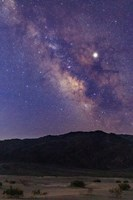 Mesquite Milky Way Fine Art Print