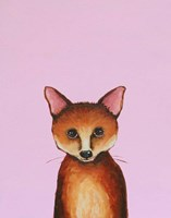 Little Fox Fine Art Print
