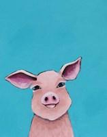 Little Pig Fine Art Print