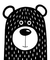 Vanilla Bear Fine Art Print