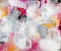 Le Tete Dans les Nuages Fine Art Print