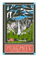 Yosemite National Park Fine Art Print
