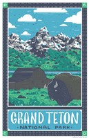 Grand Teton National Park Fine Art Print
