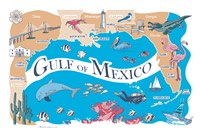 Gulf of Mexico Fine Art Print