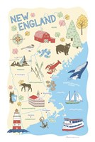 New England Fine Art Print