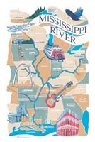Mississippi River Fine Art Print