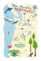 Pacific Northwest Fine Art Print