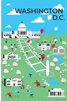 Washington DC Fine Art Print