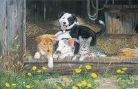 Best Of Friends Fine Art Print